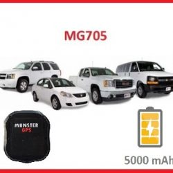 Magnetic Vehicle tracker 705