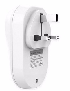 Wifi smart Socket Plug for remote switching